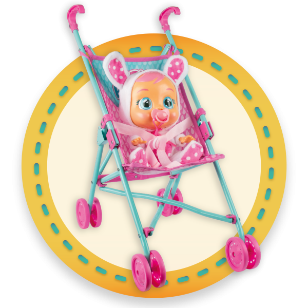 CRY BABIES PUSH CHAIR